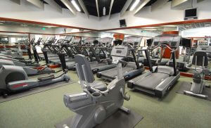 Topaz House Apartments Fitness Center Amenity