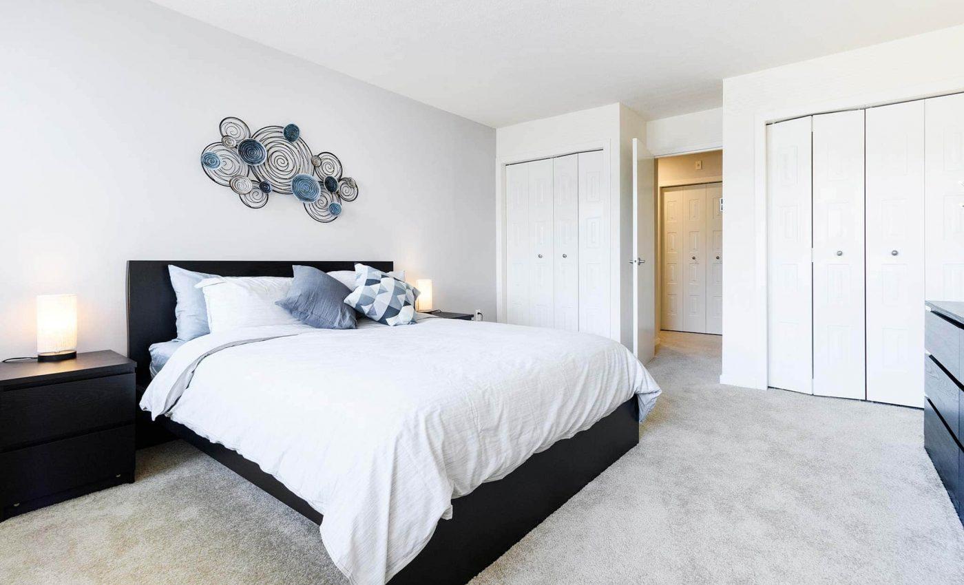 Topaz House bedroom